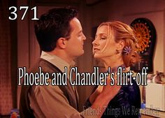 Friends Things We Remember.... you are awesome phone. Chandler it awesome as well way to not go to the next level and confess ur love for Monica. phoebe def would have lol...I miss you guys