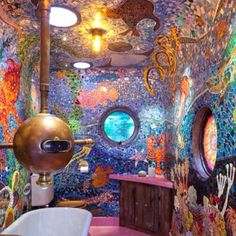 This looks amazing! I wish I could do that to my bathroom.