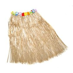 Natural Color Grass Skirt for Hula Costume or Hawaiian Luau Attire Tiki Party, Luau Party, Tiki Dress, Hula Skirt, Grass Skirt, Hula Dancers, Hawaiian Luau, Cute Costumes, Natural