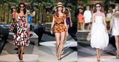 Dsquared2 Spring Summer 2014 #fashion #runways