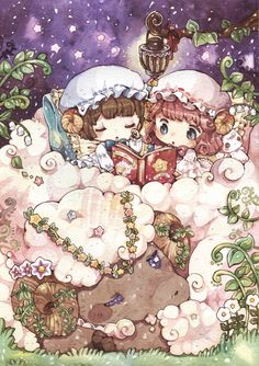 ✿Love The Sparkles Love The Stars Love When Anime Pictures Are Like This✿ Chibi Kawaii, Cute Chibi, Kawaii Art, Kawaii Anime, Top Anime, Manga Anime, Anime Chibi, Kawaii Drawings, Cute Drawings