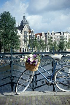 **Stroll from Amsterdam Central Station into the centre to find out why Amsterdam is so popular for a city break.