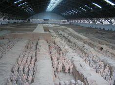 L'armée de Xian