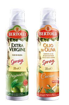 Sommer,Sonne, Grillsaison. Jetzt ist die perfekte Zeit für Dich, um mit uns die neuen Bertolli Olivenöl-Sprays zu testen! Melde dich auf kjero.com als Produkttester an und erhalte 3 x das  Bertolli Spray Extra Vergine Originale (für kalte Speisen) und 3 x das  Bertolli Spray Olio di Oliva Cucina (für heiße Gerichte).