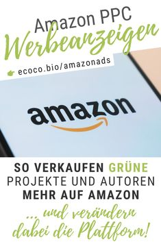 Verkaufst du grüne, nachhaltige Produkte? Bücher, um die Welt positiv zu verändern? Gesünder, fitter, umweltfreundlicher? Dann wollen wir dich unterstützen mehr zu verkaufen - und nebenbei die Plattform positiv beeinflussen. Hier erfährst du mehr über unseren Service für deine Amazon PPC Werbeanzeigen, Kampagnen-Management und Beratung... [Werbung - Marketing - Buch-Marketing - Online-Marketing - Kindle KDP - Amazon Advertising - bio vegan yoga pilates fitness sport ökologisch fairtrade] Affiliate Marketing, E-mail Marketing, Online Marketing, Ecommerce, Bio Vegan, Yoga Pilates, Competitor Analysis, Online Sales, Business Opportunities