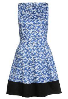 Dames Closet Korte jurk - navy flamingo Donkerblauw: € 64,95 Bij Zalando