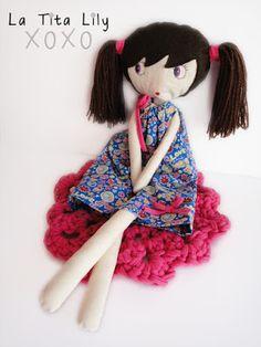 Una muñeca para Leyre