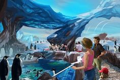 YP.com - New Theme Park Attractions: The 2013 season continues the quest for the great adrenaline rush, from the world's tallest vertical loop, to the highest inversion and fastest winged coaster. Oh and penguins, 3-D Autobots, and an entire fantasy world just for kids. Buckle up for this year's coolest new theme park attractions across the country.