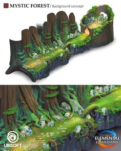 Creative Draw A Monster Ideas. Exacting Draw A Monster Ideas. Game Environment, Environment Concept Art, Environment Design, Fantasy Concept Art, Game Concept Art, Fantasy Art, Bg Design, Game Design, Isometric Art