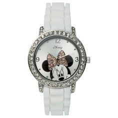 Disney Minnie Mouse Wristwatch  #MinnieStyle