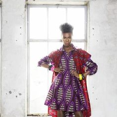 Afrika BCBG - J'aime cette nouvelle collection que je trouves...