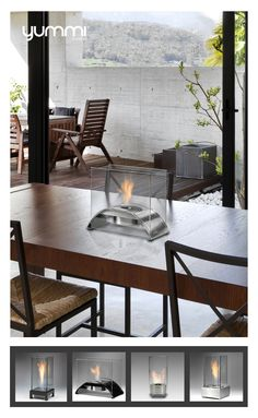 20% OFF All Indoor/Outdoor Ethanol Fireplaces! Shop Now at www.YummiCandles.com