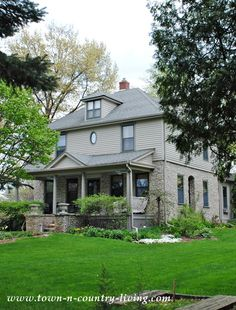 Historic Home in St. Charles, Illinois