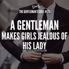 The Gentleman's Code #25