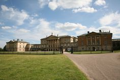 Kedleston Hall, in Derbyshire - visit next time!