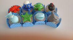 doces da Liana: docinho personalizado fundo do mar