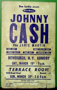 johnny cash...