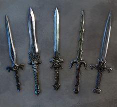 Celtic Daggers - Athame ?