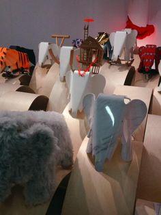 ロンドンデザインフェスティバルの一つのベニューのデザインジャンクションで出かけた。たくさんのクールなプロダクト!
