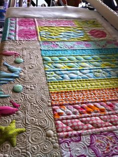 Krista Withers Quilting: Quilting Gallery Quilt by Julianna Gasiorowska