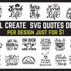 Nurse Life, Cutting Files, Pdf, Change, Creative, Design, Silhouette Projects