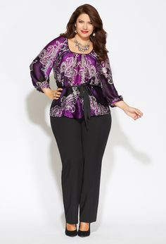 Plus Size Richly Regal | Plus Size Outfits | Avenue