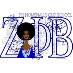 Zeta Phi Beta Black Greek Apparel 87