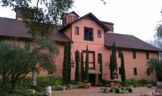 Trefethen Winery, Napa