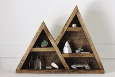DIY | Mountain Jewelry Shelf ⋆ Steal Mag