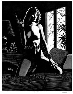 Black Widow - Paul Gulacy