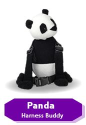 A growing range of 25 lovable characters makes this safety harness backpack a real hit with children.  Our Harness Buddy makes your child's outings a safe, fun and enjoyable experience.