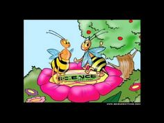 Learn about the Honey Bee - Preview Video from ScienceWithMe.com parts of a honey bee