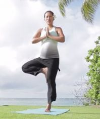 Yoga - Poses for Pregnancy - Fit Pregnancy