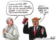 Darrin Bell Editorial Cartoon, February 19, 2016     on GoComics.com