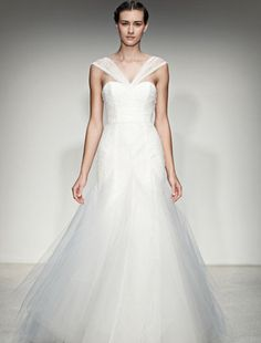 Christos Stella T294 Wedding Dress