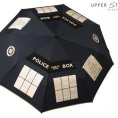 Doctor Who - TARDIS Umbrella