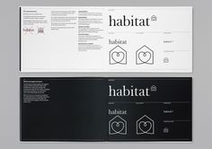 Designspiration — Habitat – Identity 2002 | Identity | Graphic Thought Facility