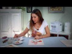 Dia de Amigas - Pintura decorativa cupcakes