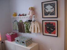 Clothes as decoration