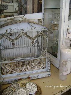 Awesome birdcage <3