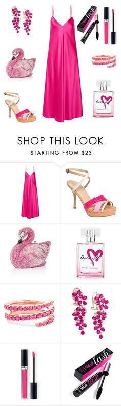 """Untitled #638"" by elizabeth-buttery on Polyvore featuring E L L E R Y, Vera Wang, philosophy, Anita Ko, Effy Jewelry, Christian Dior and Benefit"