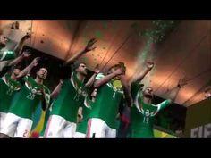 México CAMPEON del mundo .. EA 2014 FIFA World Cup Brazil @miseleccionmx #ContigoSiempre