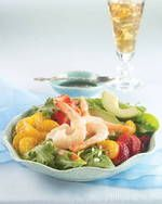Fruity Shrimp Salad Recipe | LIVESTRONG.COM