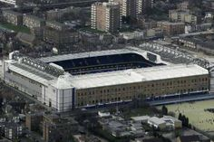 Tottenham confirmed their intention to build a new stadium near their current White Hart Lane ground as they released financial figures to the stock exchange. Tottenham Hotspur Football, Football Stadiums, Football Fans, Spurs Fans, White Hart Lane, Sky View, North London, Sport, Aerial View