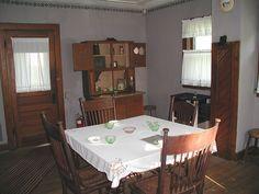 Jesse James Farm  1930s kitchen