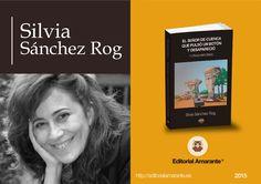 Silvia Sánchez Rog en la Feria del Libro de Madrid 2015