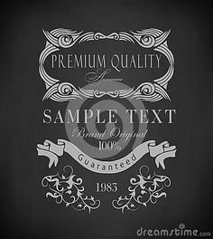 chalk-typography-calligraphic-design-elements-37577623.jpg (400×448)
