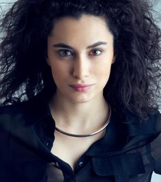 Turkish Actress, Hande Doğandemir.