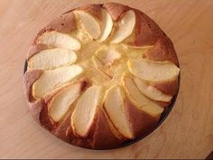Torta di mele, la ricetta dell'ex pasticcere - YouTube