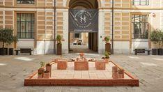 'Merdacotta is the new terracotta' would be a fitting subtitle for The Shit Evolution, an exhibition by Museo Della Merda in collaboration with Società d'Incoraggiamento d'Arti e Mestieri (SIAM).